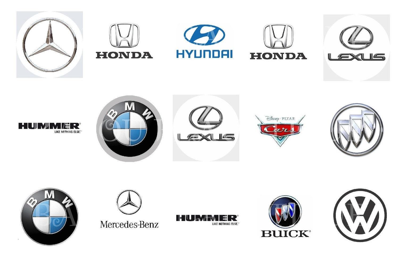 car logo bottle cap images 1 inch circle by momof3girls123
