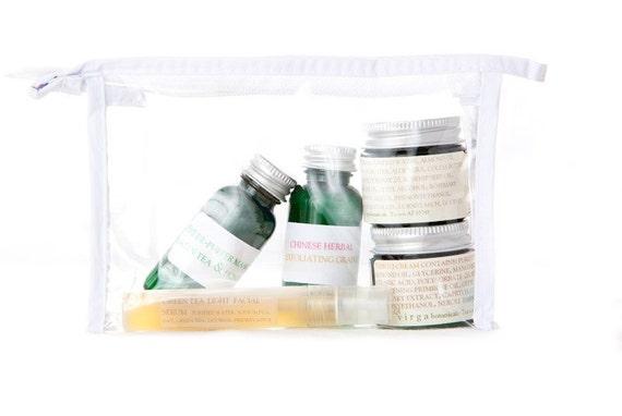 Facial Care Travel/Sample Bag