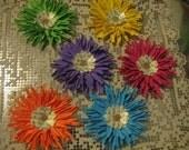 Summer Daisies - handmade paper flowers