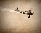The ancient Pilot - 8x12 Inch Fine Art Photography Print