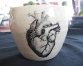 Anatomical Heart Mug