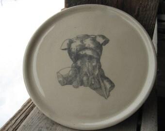 Male Torso plate