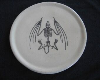 Bat Skeleton plate