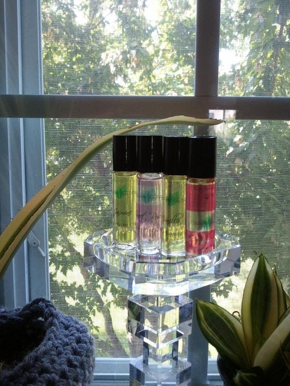 Flirtatious Perfume Pure Fragrance Oils By Spagirlsoaps 2