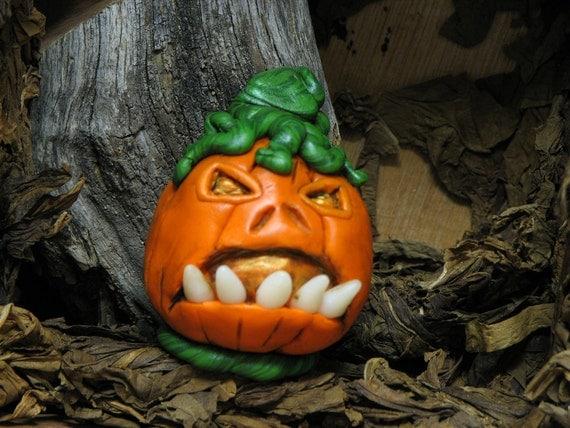 Halloween Pumpkin Jack-O-Lantern scary creepy