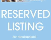RESERVED FOR DIECIAPRILE83 Rainbow Cake Earrings