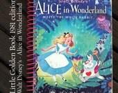Alice in Wonderland dream journal