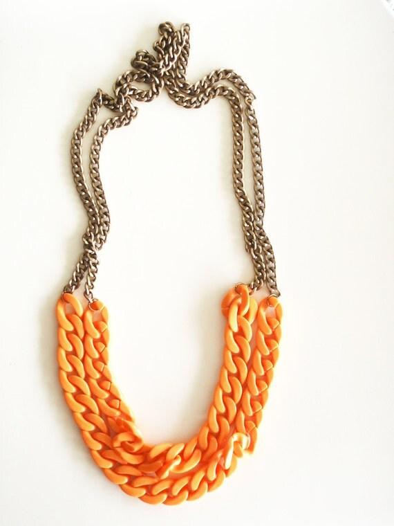 CHARLOTTE in orange