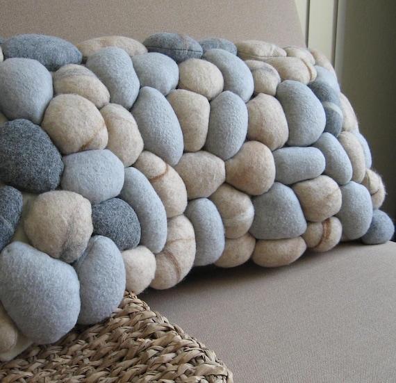 Lumbar River rock pillow
