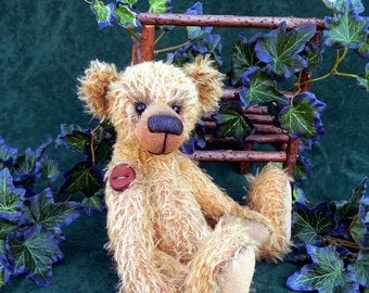 Teddy Bear PDF Sewing Pattern - Gustav