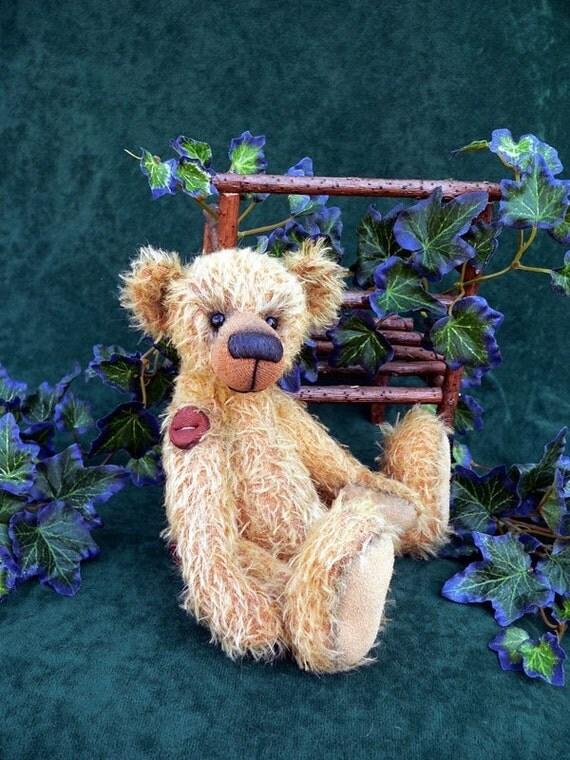 Teddy Bear PDF Sewing Pattern - Gustav