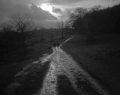 Just before it rained. Holga Photograph.10x10.