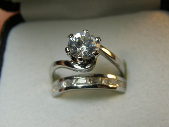 Getting Engaged Big Rock Wedding And Engagement Set Size 6