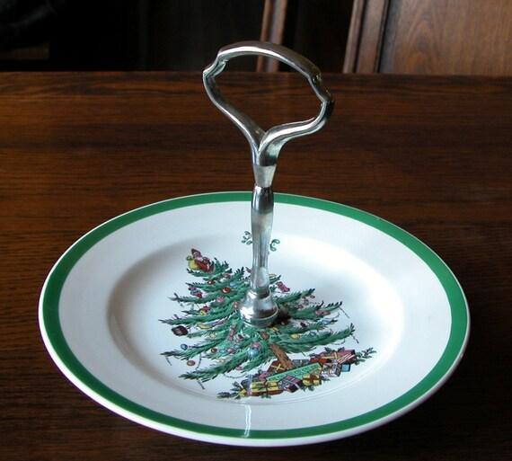 Spode Christmas Tree Sale: SALE Vintage Spode China England Christmas By