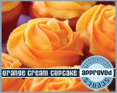 ORANGE CREAM CUPCAKE Fragrance Oil, 1 oz.