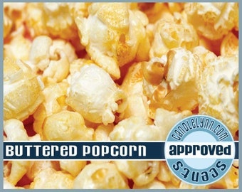 BUTTERED POPCORN Fragrance Oil, 1 oz