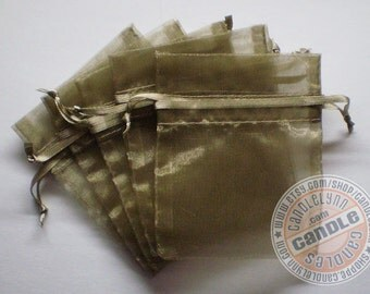 30 OLD WILLOW 4x6 Sheer Organza Bags
