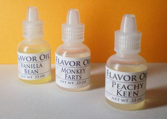BANANA BLAST Flavor Oil for Lip Balms