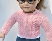 Custom Knit for AdiaWard