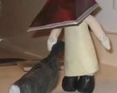 Pyramid Head Doll