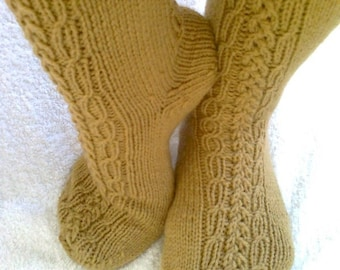 knitted women socks