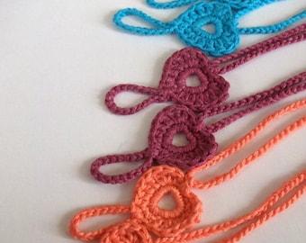 3 pairs Heart Crochet Barefoot Sandals-Beach Anklet Yoga,Bridal Cuff Gypsy Lace Sandals Crochet Sandals,beach birthday