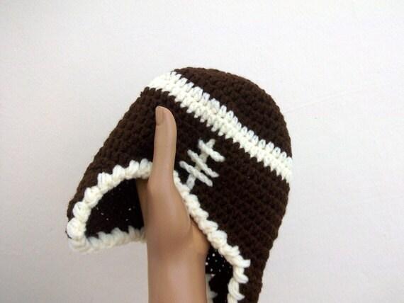 Baby Boy Football Hat