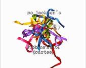 digital art  /  ribbons 'n bits fourteen / seam binding