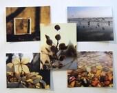 Quiet Moments - Set of 5 Postcards