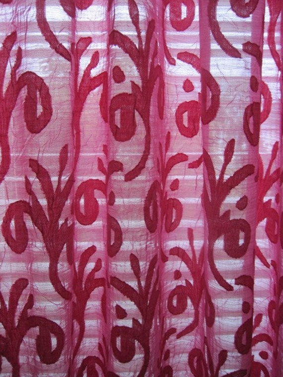 2 curtains drapes window curtains set of 2