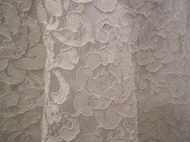 Lace Tablecloth Lace Table Overlay Off White Lace Tablecloth