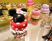 Minnie Mouse Cake ring