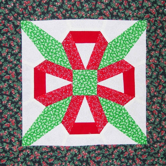 Quilting Pattern Lovers Knot : Lovers Knot Quilt Block Pattern