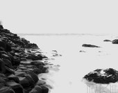Long Exposure at the Giant's Causeway 5x7 Inch Photographic Print