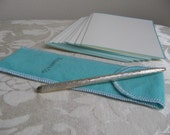 Vintage Tiffany & Co. Sterling Silver Purse Pen -  FREE SHIPPING