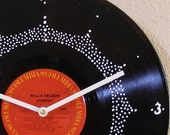 Willie Nelson Stardust Clock