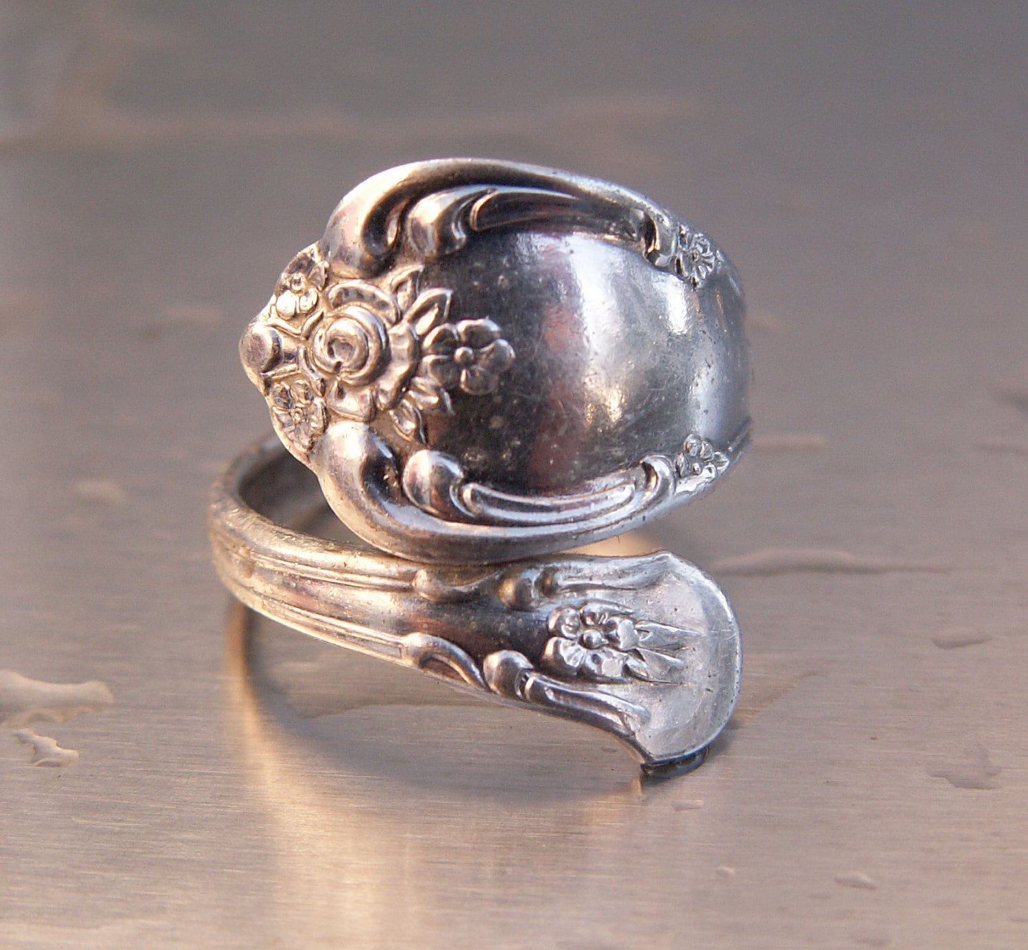 Oneida Spoon Ring