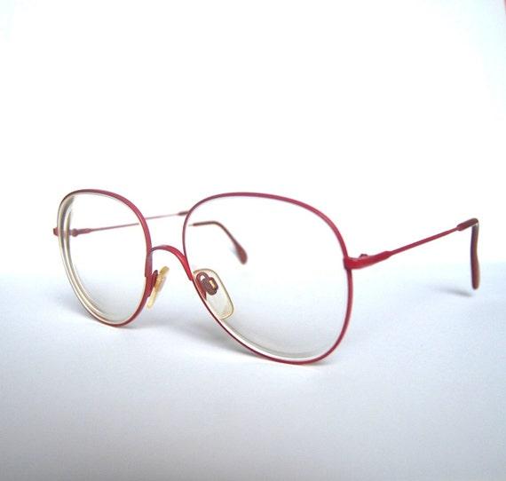 Vintage eyeglasses spectacles Metzler Germany