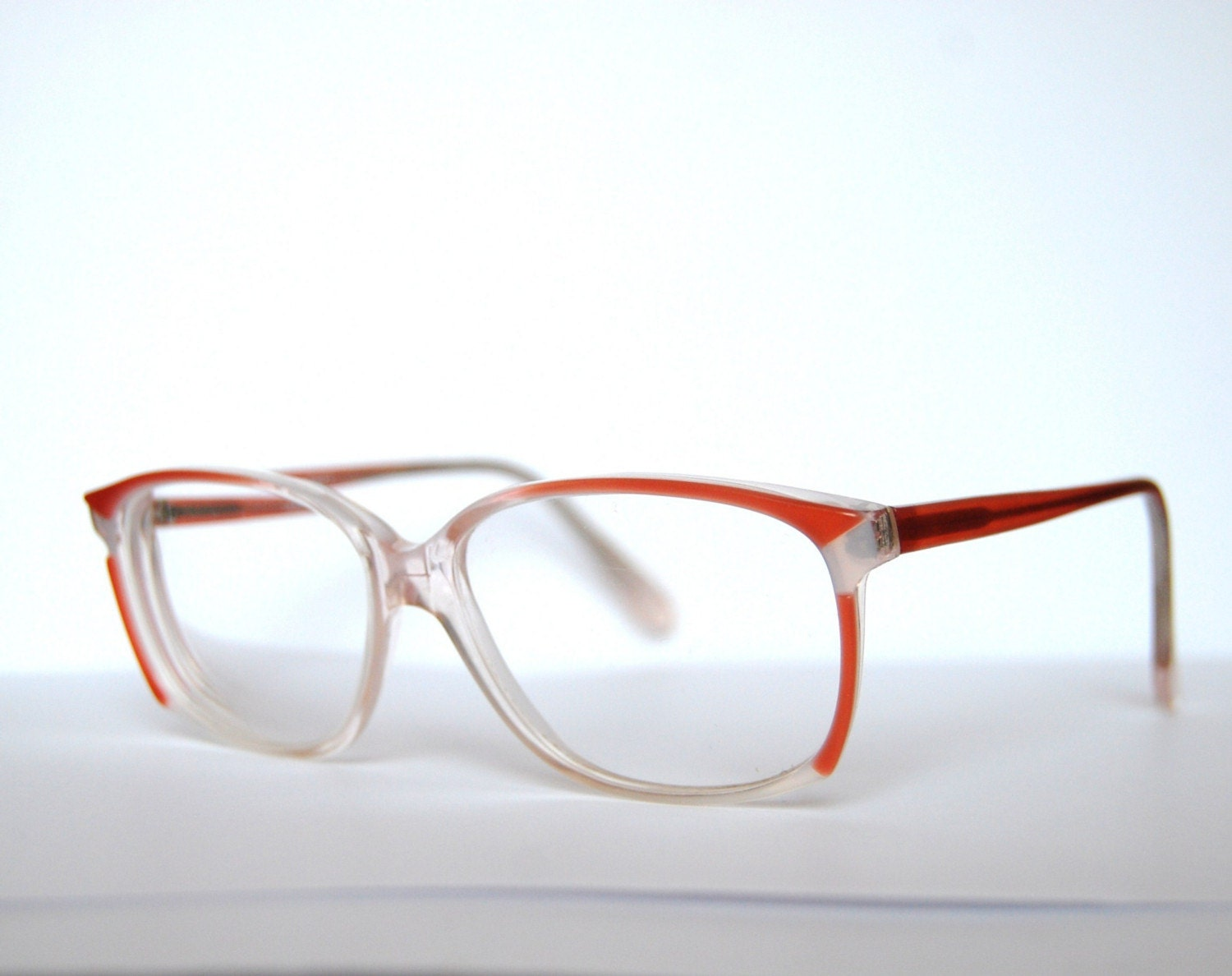 Glasses Frames Germany : Vintage eyeglasses dark pink Germany
