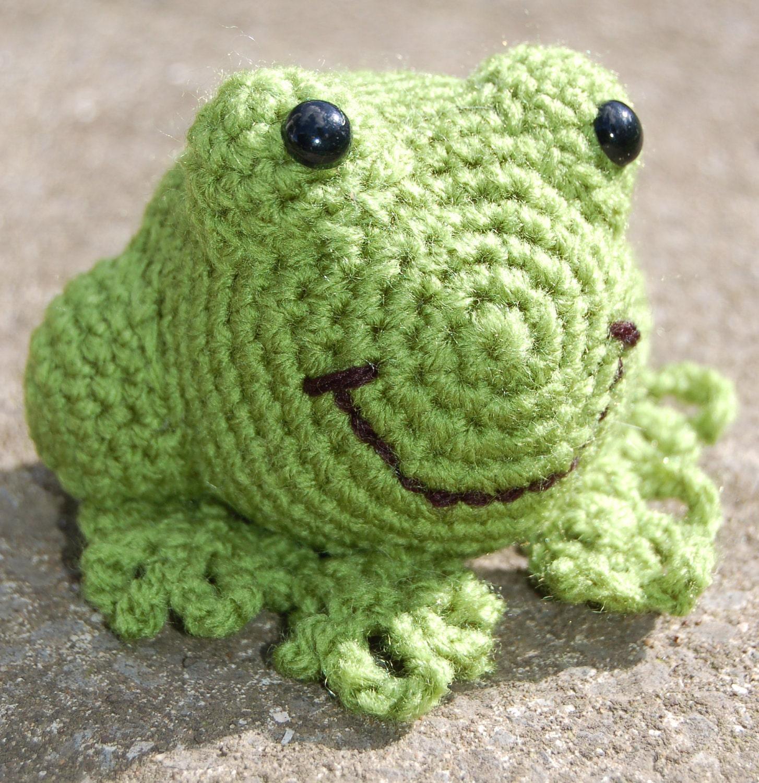 Amigurumi Frog Free Pattern : Chandeliers & Pendant Lights