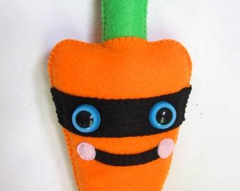 Secret Agent Carrot