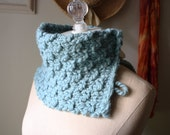 Knitting Pattern / Knot Cowl / PDF DIGITAL DELIVERY