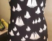 Boat Skirt/ Tube Dress