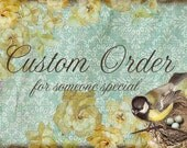 Custom Listing for Nicspe88