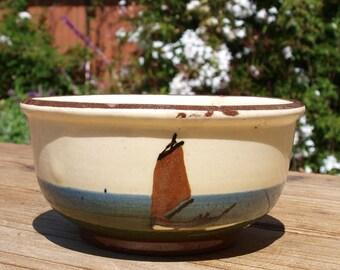 Vintage Torquay Mottoware Bowl