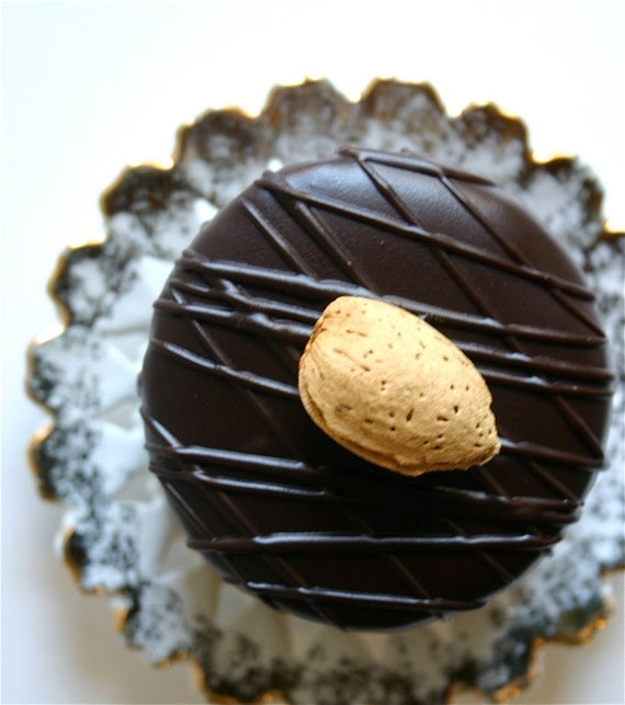Chocolate Filled Candy Nuts 24 featured in Bride's Guide: Martha Stewart Weddings HOLIDAY SHOPPE