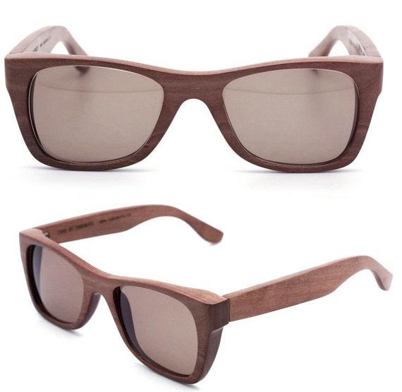 Wedding Gift  for Best Man,Groomsman's gift ,handmade  wood  wooden brown sunglasses 1055 c02