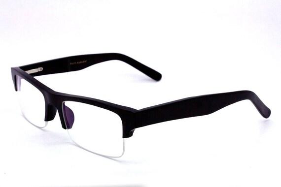 handmade  Ox horn   eyeglasses glasses frame 02