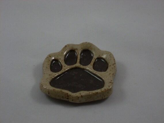 Mini Dog Paw Dish
