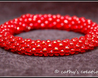 SALE Red  Bracelet FREE SHIPPING